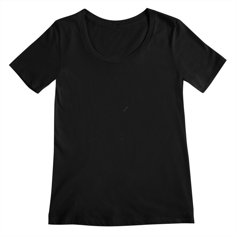 a place for our mistakes Women's Scoopneck by Maat Haas: The Shop