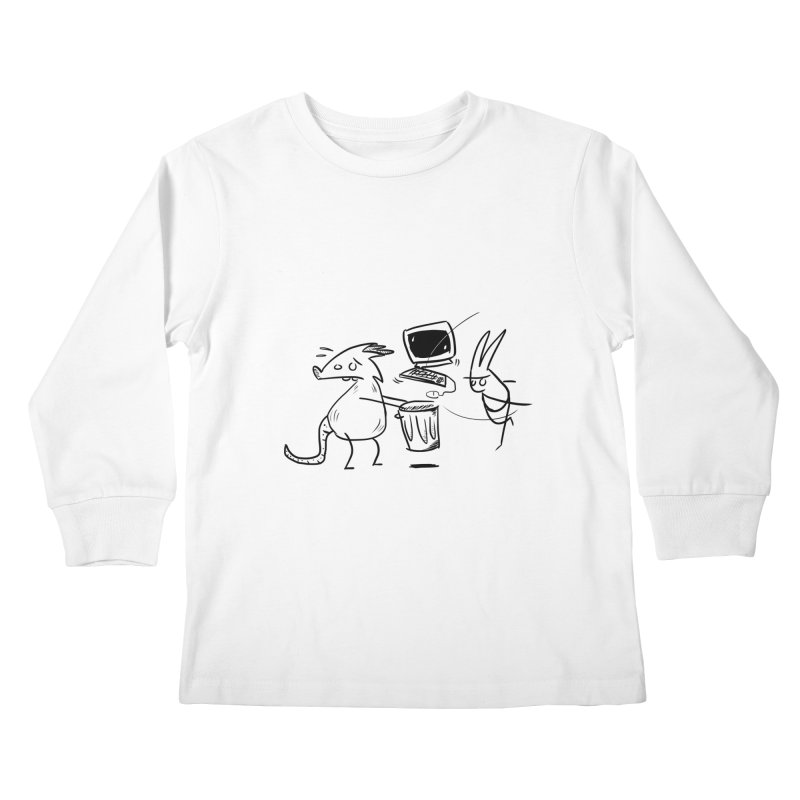 a place for our mistakes Kids Longsleeve T-Shirt by Maat Haas: The Shop