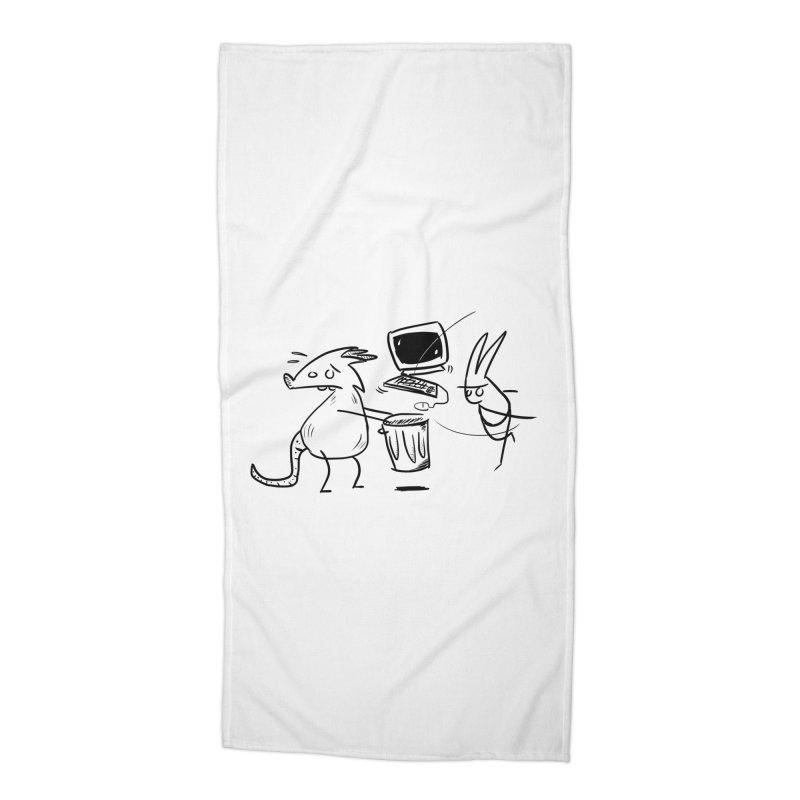 a place for our mistakes Accessories Beach Towel by Maat Haas: The Shop