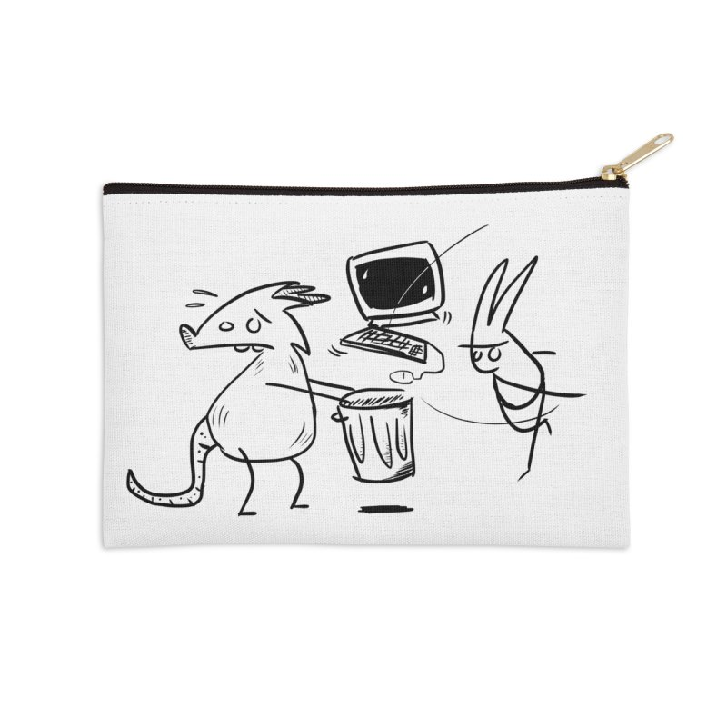 a place for our mistakes Accessories Zip Pouch by Maat Haas: The Shop