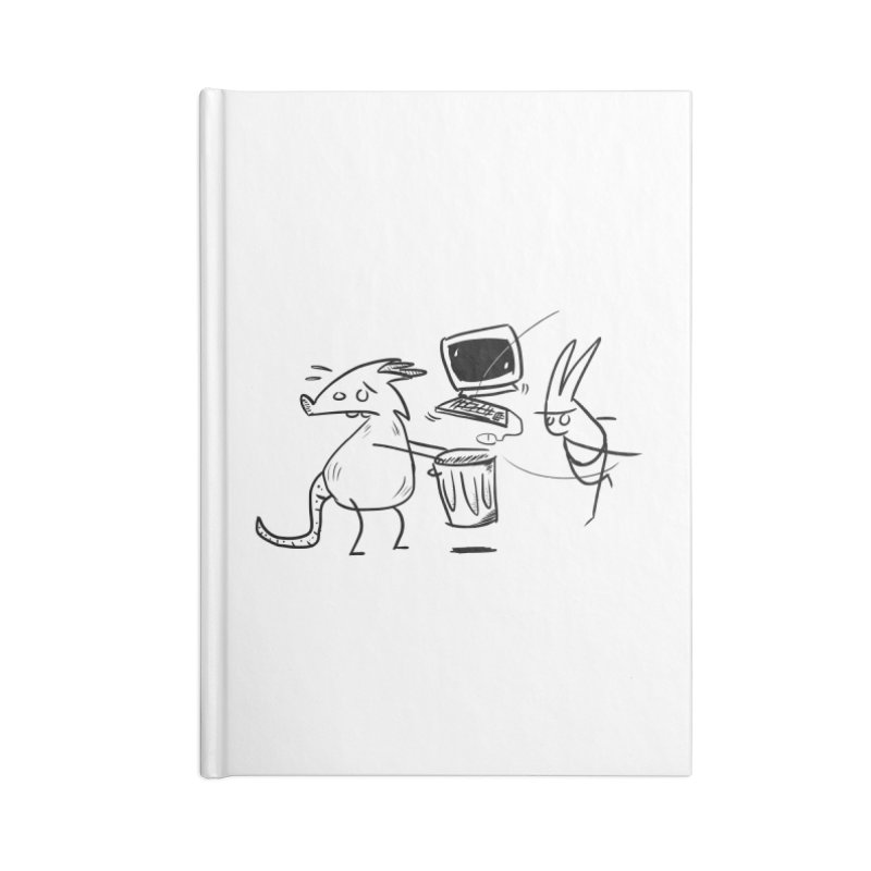 a place for our mistakes Accessories Notebook by Maat Haas: The Shop