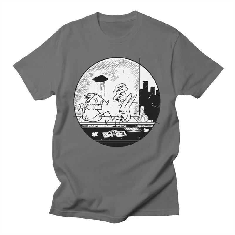 big city nights, big stupid dreams Men's T-Shirt by Maat Haas: The Shop