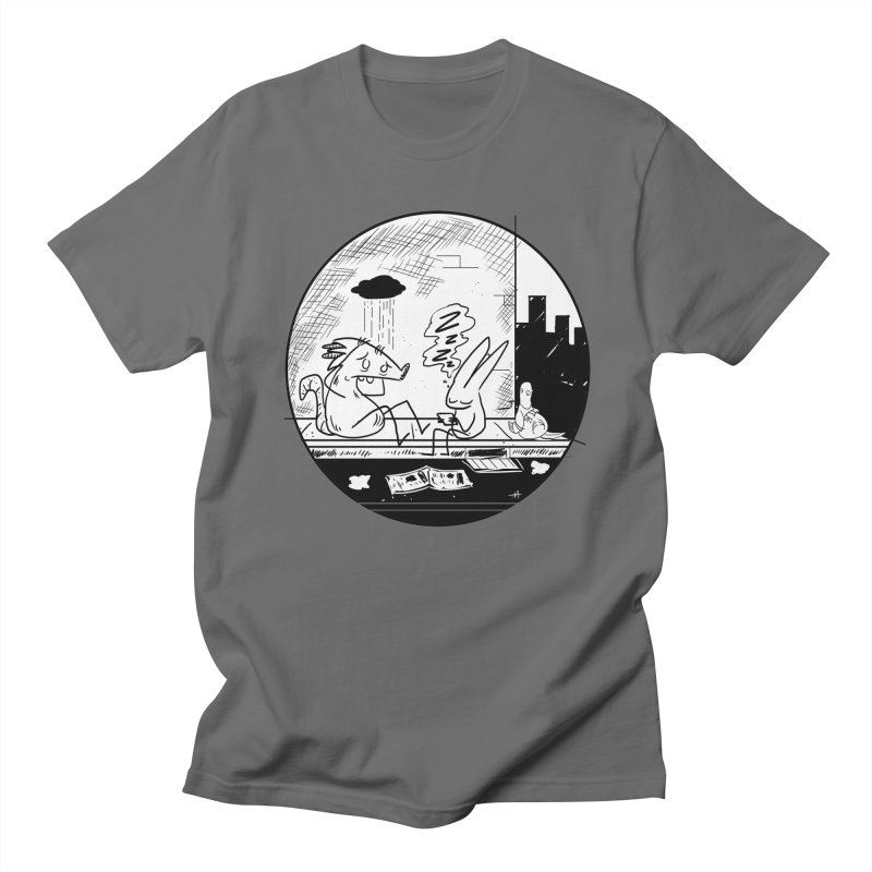 big city nights, big stupid dreams Men's T-Shirt by Maat Haas: The Shop