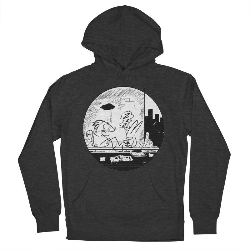 big city nights, big stupid dreams Men's French Terry Pullover Hoody by Maat Haas: The Shop