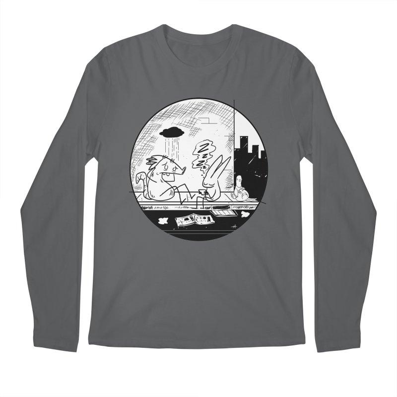 big city nights, big stupid dreams Men's Longsleeve T-Shirt by Maat Haas: The Shop