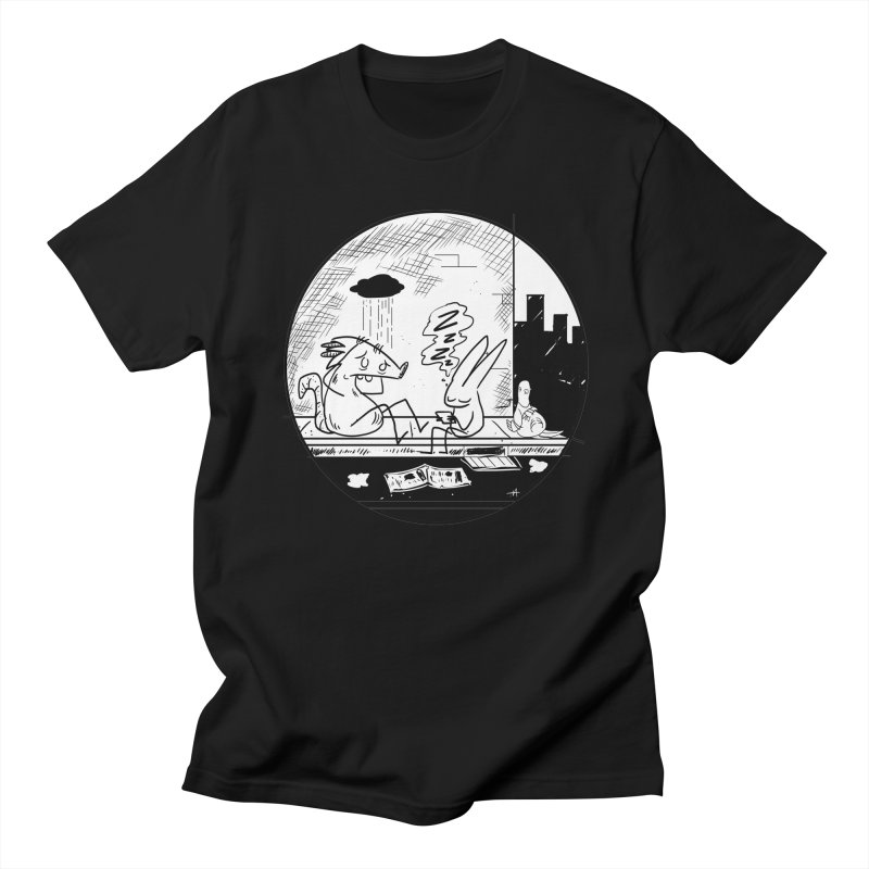 big city nights, big stupid dreams Women's Unisex T-Shirt by Maat Haas: The Shop