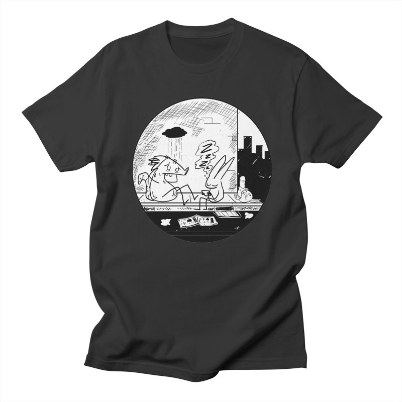 big city nights, big stupid dreams Men's Regular T-Shirt by Maat Haas: The Shop