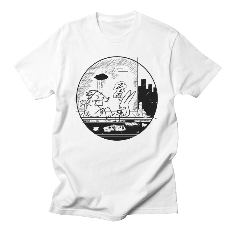 big city nights, big stupid dreams Men's Regular T-Shirt by Maat Haas: The Shop