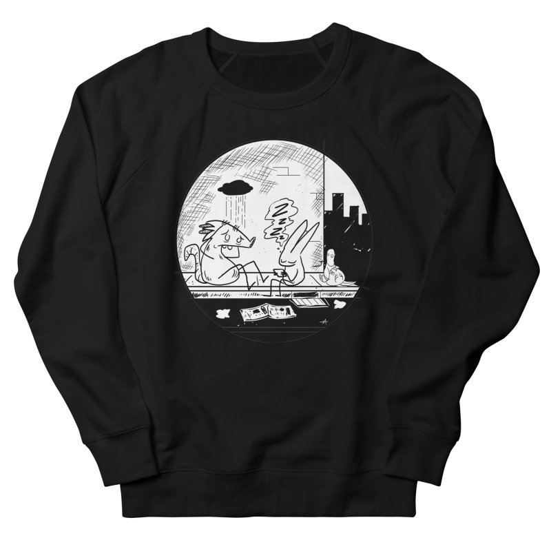 big city nights, big stupid dreams Men's Sweatshirt by Maat Haas: The Shop