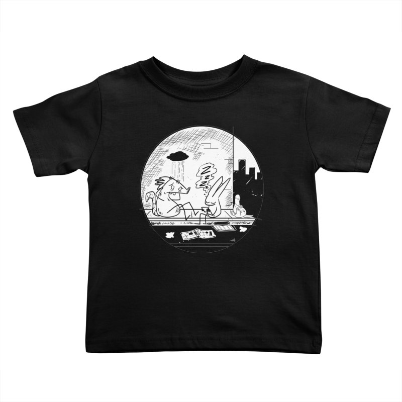 big city nights, big stupid dreams Kids Toddler T-Shirt by Maat Haas: The Shop
