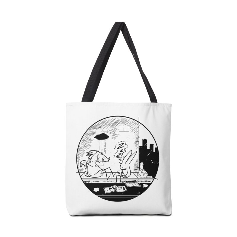big city nights, big stupid dreams Accessories Tote Bag Bag by Maat Haas: The Shop