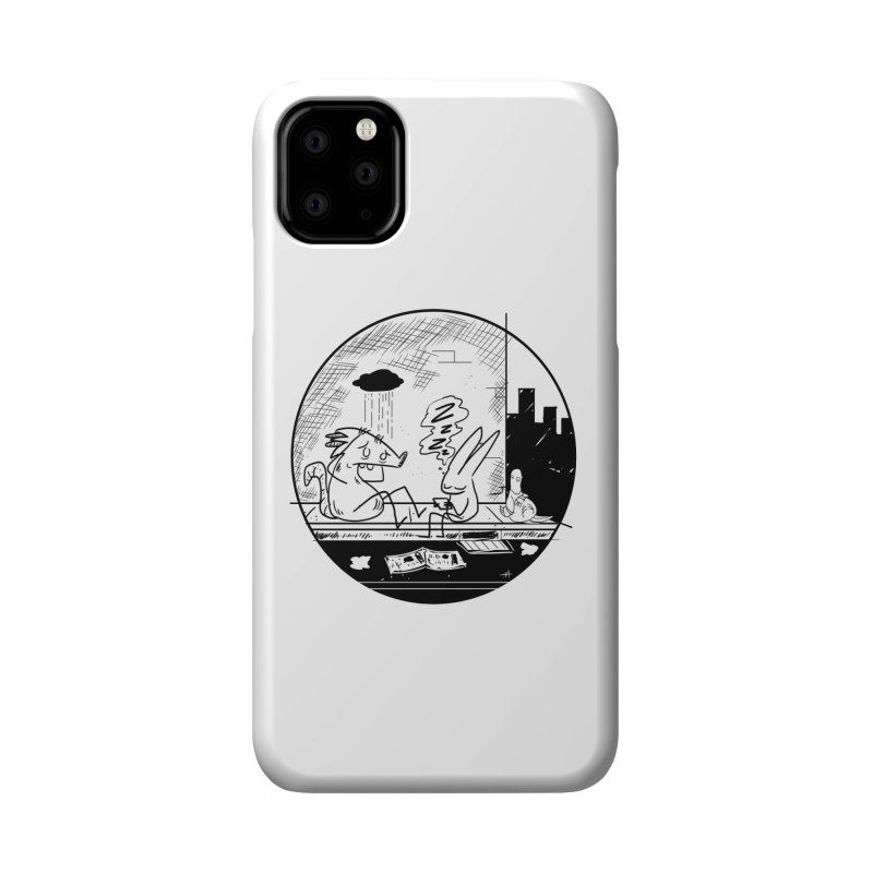 big city nights, big stupid dreams Accessories Phone Case by Maat Haas: The Shop