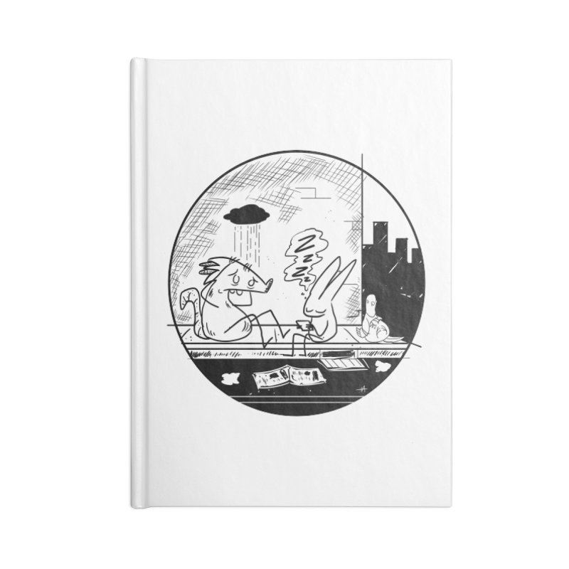 big city nights, big stupid dreams Accessories Notebook by Maat Haas: The Shop