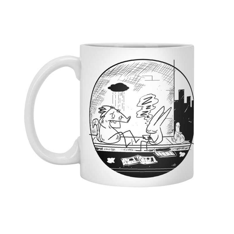 big city nights, big stupid dreams Accessories Mug by Maat Haas: The Shop