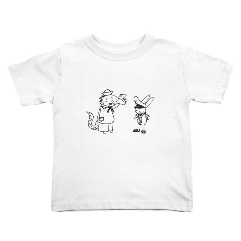 boat shoes Kids Toddler T-Shirt by Maat Haas: The Shop