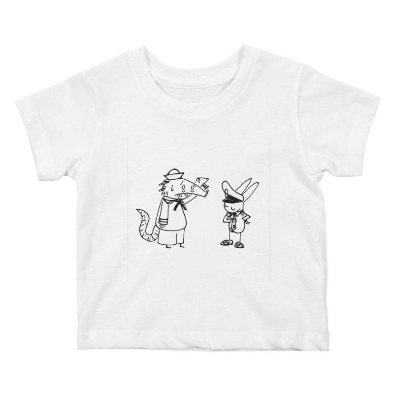 boat shoes Kids Baby T-Shirt by Maat Haas: The Shop