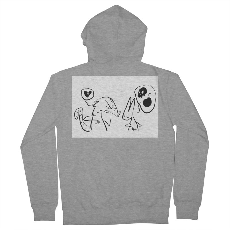 this world is only gonna break your heart Women's Zip-Up Hoody by Maat Haas: The Shop