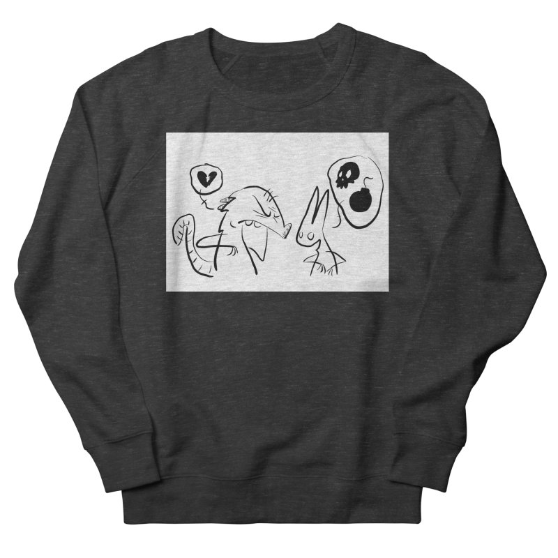 this world is only gonna break your heart Men's French Terry Sweatshirt by Maat Haas: The Shop