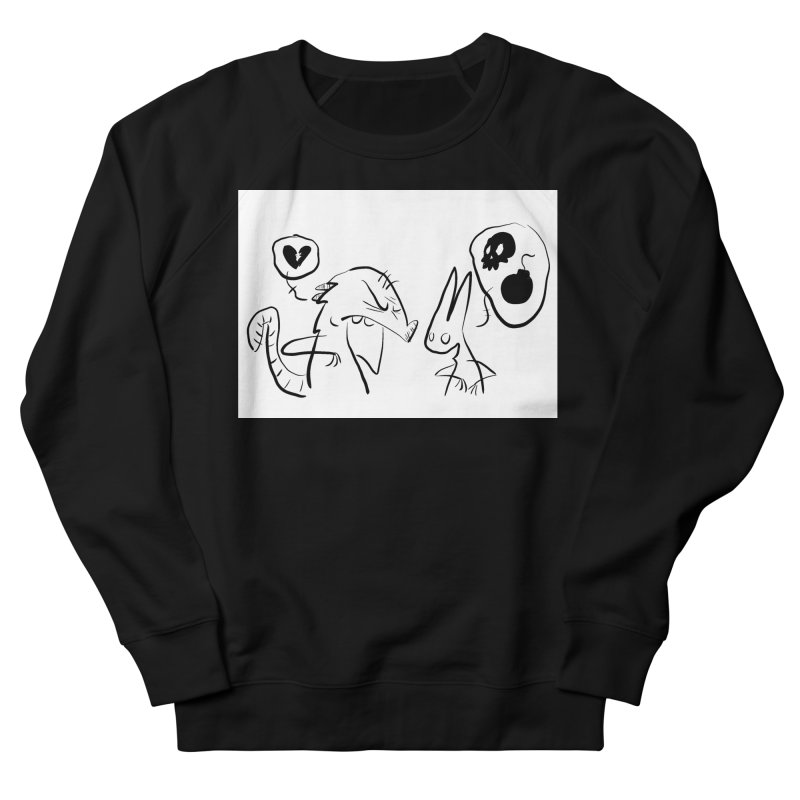 this world is only gonna break your heart Men's Sweatshirt by Maat Haas: The Shop