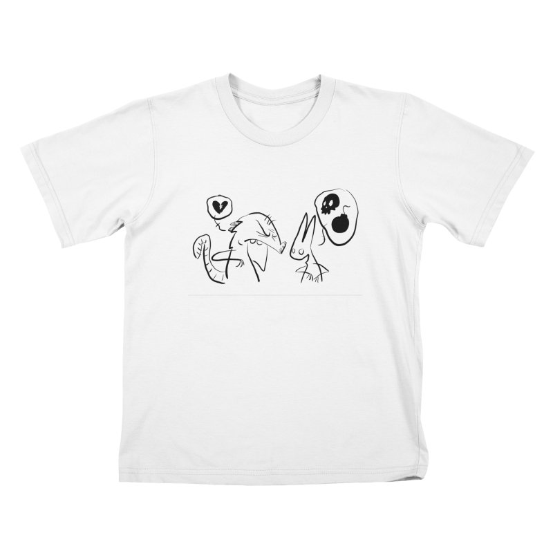 this world is only gonna break your heart Kids T-Shirt by Maat Haas: The Shop