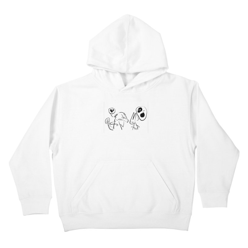 this world is only gonna break your heart Kids Pullover Hoody by Maat Haas: The Shop