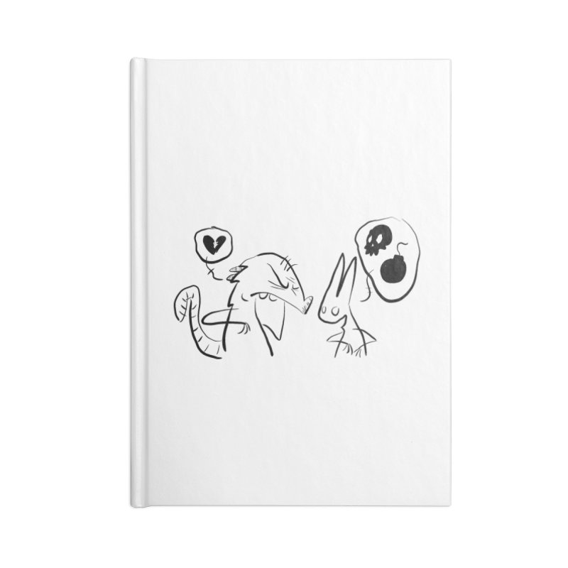 this world is only gonna break your heart Accessories Notebook by Maat Haas: The Shop