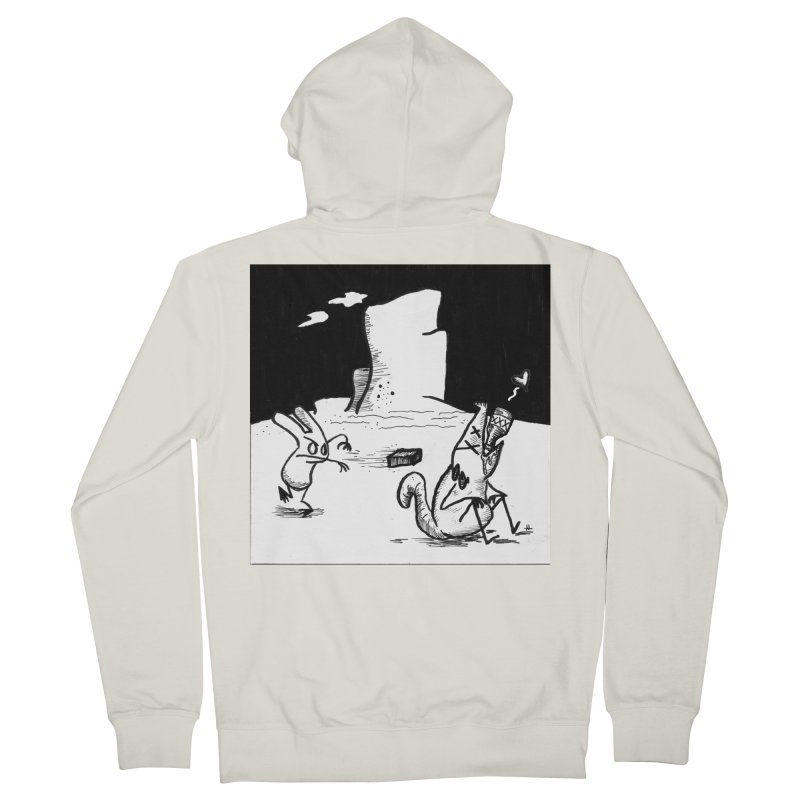 you are only the sum of your influences Women's French Terry Zip-Up Hoody by Maat Haas: The Shop