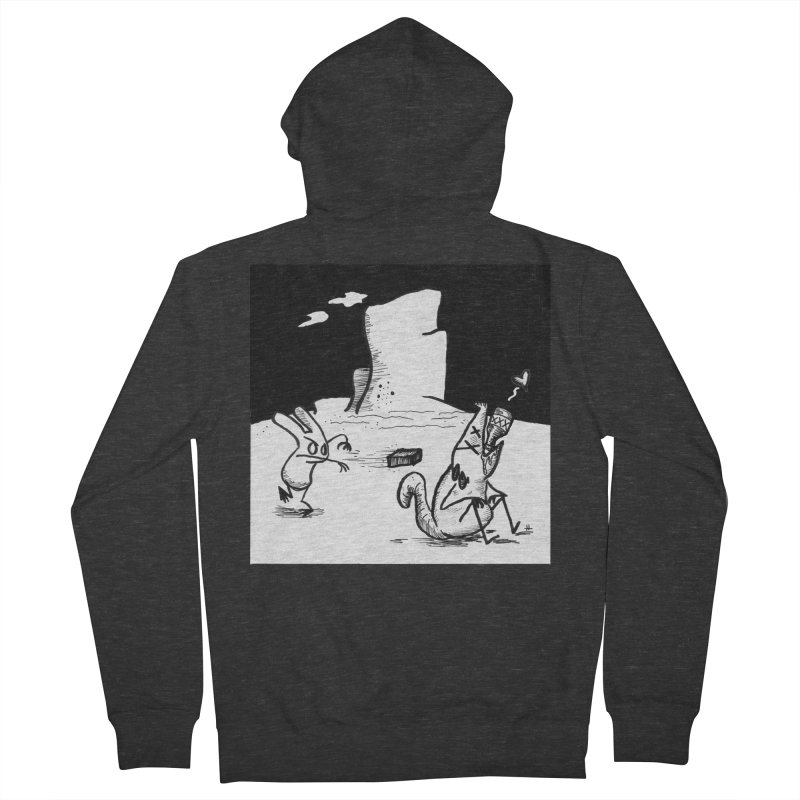 you are only the sum of your influences Men's French Terry Zip-Up Hoody by Maat Haas: The Shop