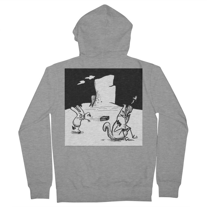 you are only the sum of your influences Men's Zip-Up Hoody by Maat Haas: The Shop