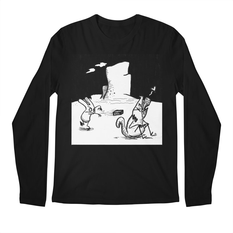 you are only the sum of your influences Men's Regular Longsleeve T-Shirt by Maat Haas: The Shop