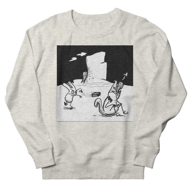 you are only the sum of your influences Men's French Terry Sweatshirt by Maat Haas: The Shop