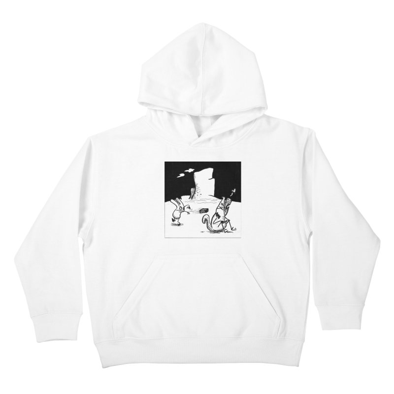 you are only the sum of your influences Kids Pullover Hoody by Maat Haas: The Shop