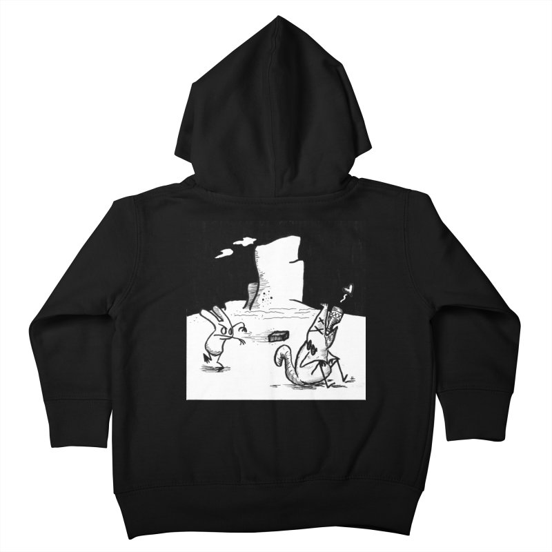 you are only the sum of your influences Kids Toddler Zip-Up Hoody by Maat Haas: The Shop