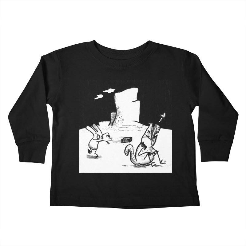 you are only the sum of your influences Kids Toddler Longsleeve T-Shirt by Maat Haas: The Shop