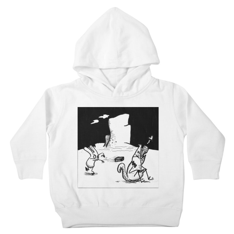 you are only the sum of your influences Kids Toddler Pullover Hoody by Maat Haas: The Shop
