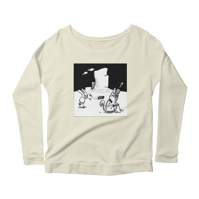 you are only the sum of your influences Women's Longsleeve Scoopneck  by Maat Haas: The Shop