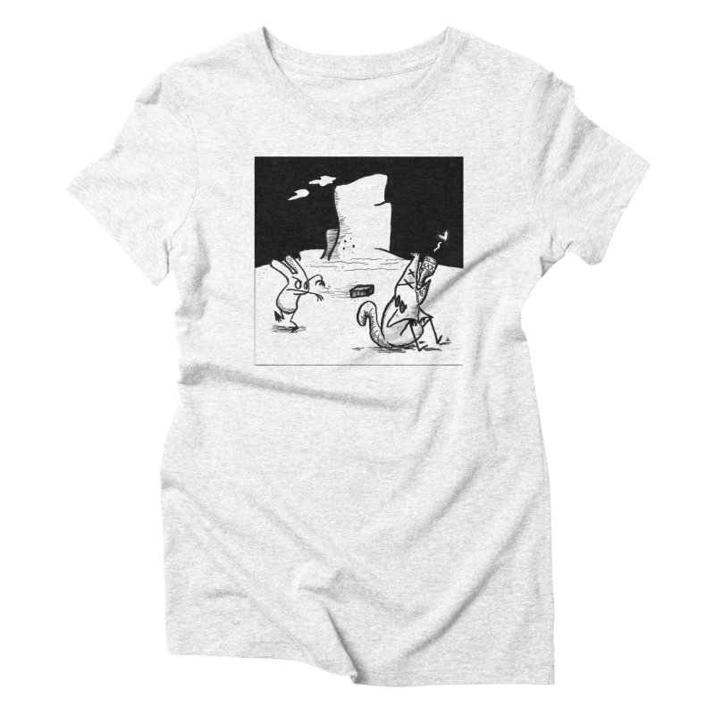 you are only the sum of your influences Women's Triblend T-shirt by Maat Haas: The Shop