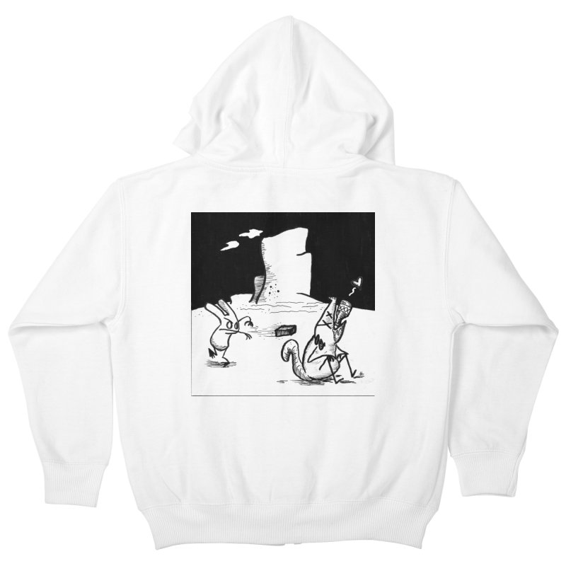you are only the sum of your influences Kids Zip-Up Hoody by Maat Haas: The Shop