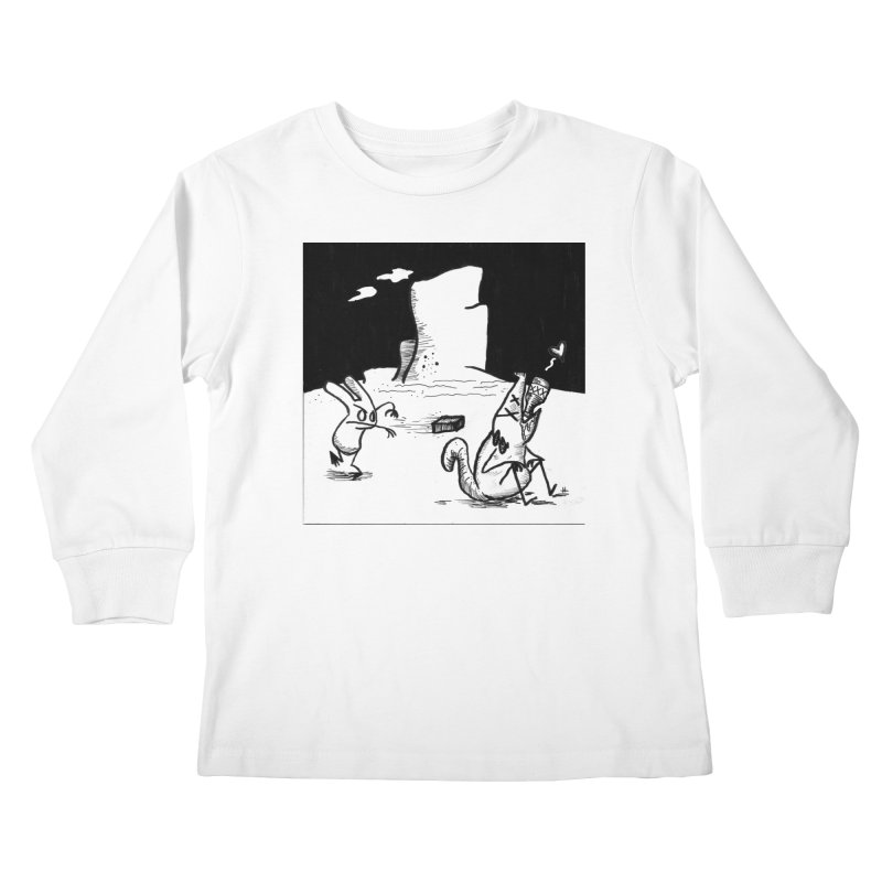 you are only the sum of your influences Kids Longsleeve T-Shirt by Maat Haas: The Shop