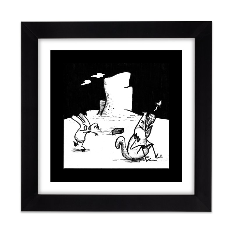 you are only the sum of your influences Home Framed Fine Art Print by Maat Haas: The Shop