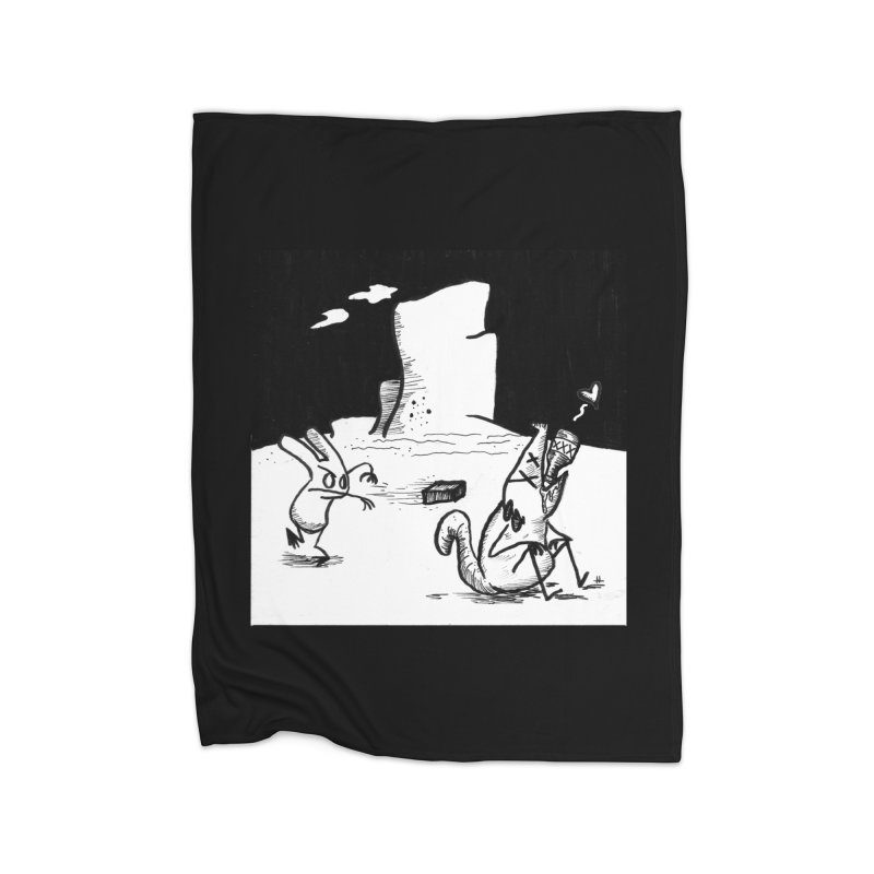 you are only the sum of your influences Home Fleece Blanket Blanket by Maat Haas: The Shop
