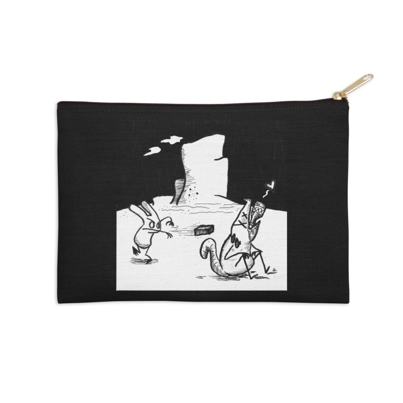 you are only the sum of your influences Accessories Zip Pouch by Maat Haas: The Shop