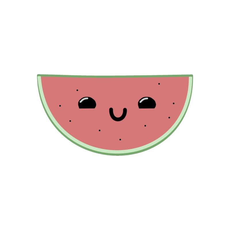 Kawaii Watermelon by Macaronian