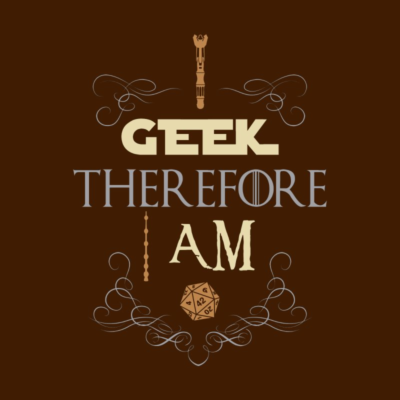 I Geek by machmigo1's Artist Shop