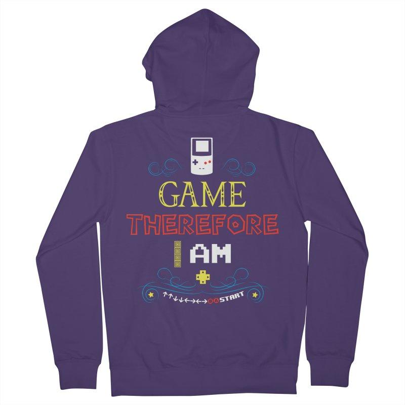 I Game Women's Zip-Up Hoody by machmigo1's Artist Shop