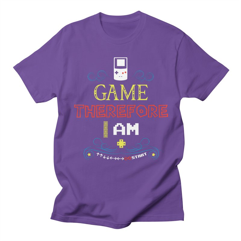 I Game Men's T-Shirt by machmigo1's Artist Shop