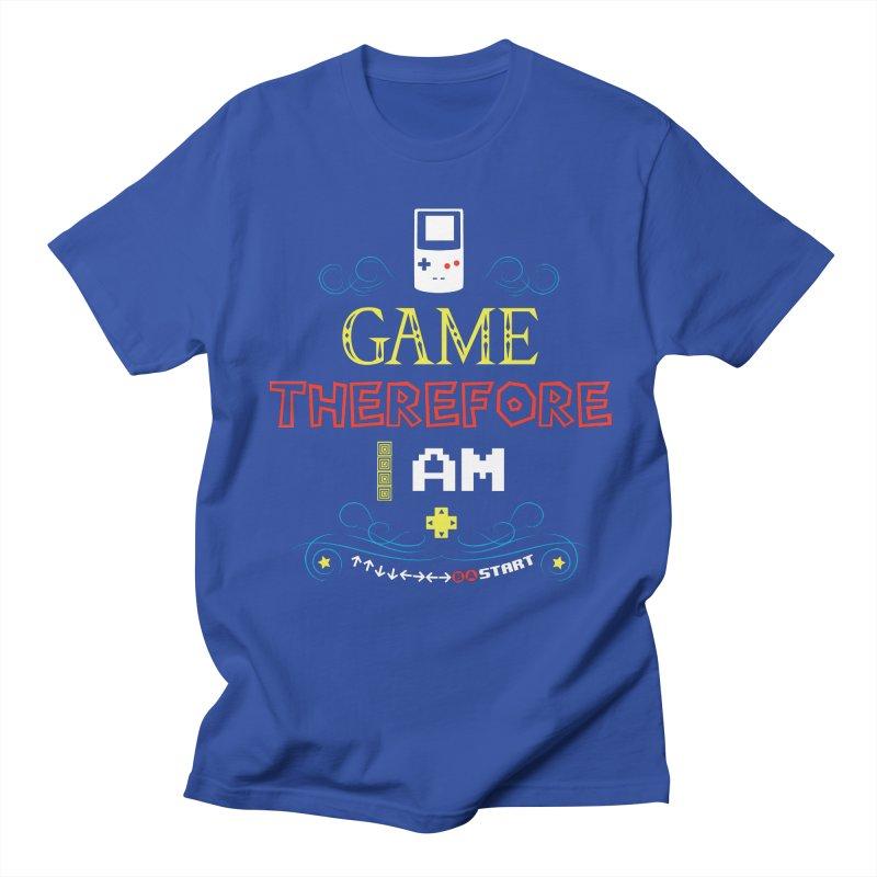 I Game Men's T-Shirt by machmigo1's Artist Shop