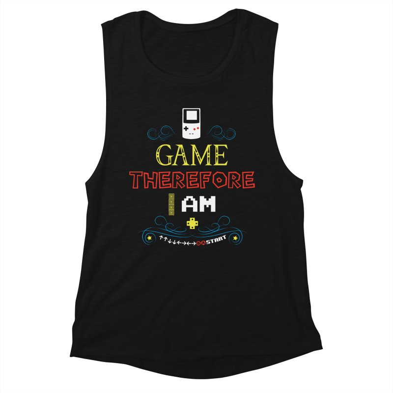I Game Women's Tank by machmigo1's Artist Shop