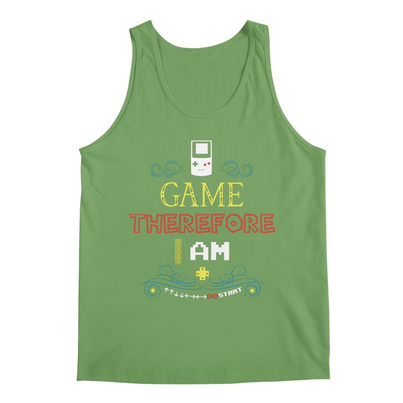 I Game Men's Tank by machmigo1's Artist Shop
