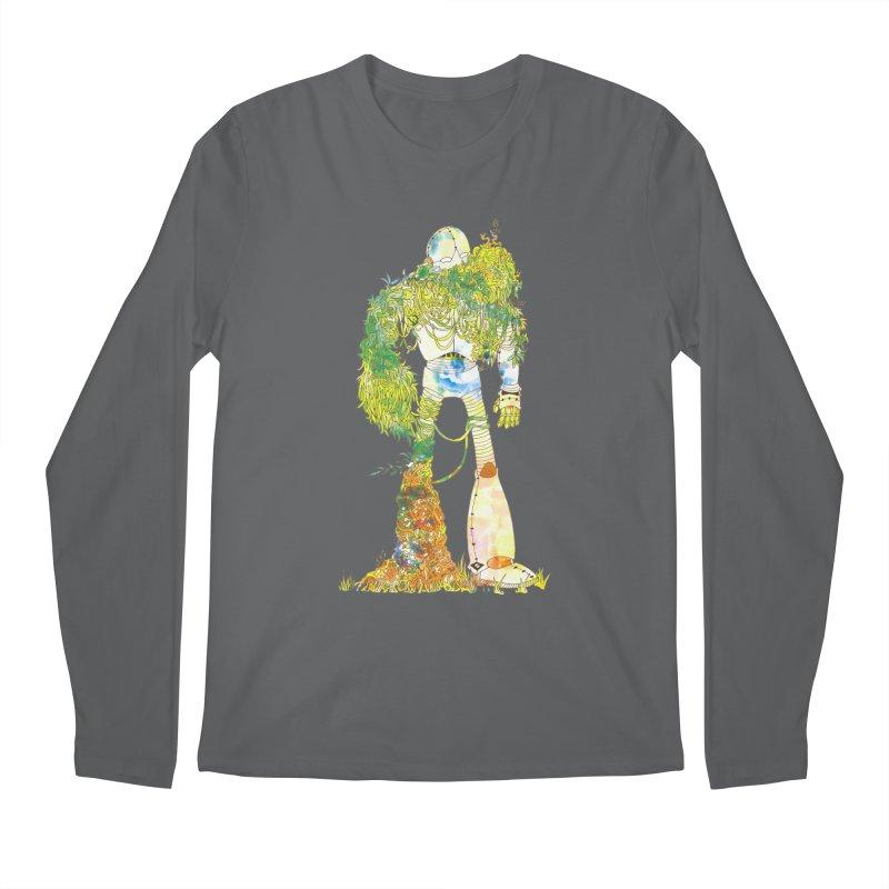 No More Machines Men's Longsleeve T-Shirt by machmigo1's Artist Shop